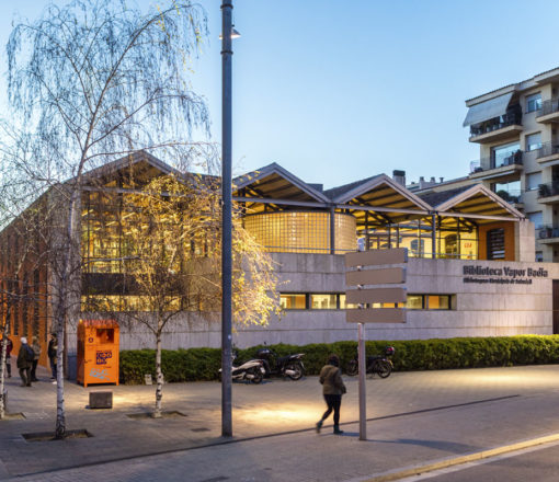 Biblioteca Vapor Badia