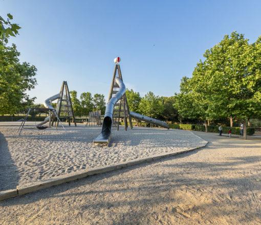 Els parcs de la ciutat