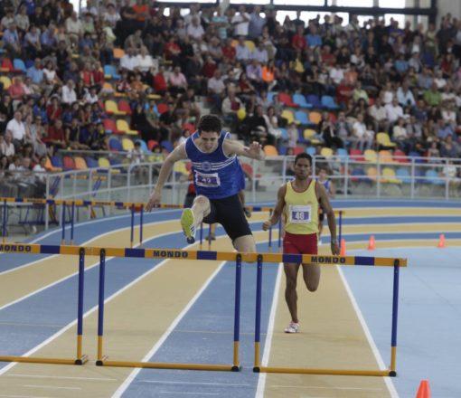 Pista Cubierta de Atletismo de Cataluña