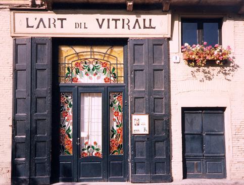 L'art del vitrall