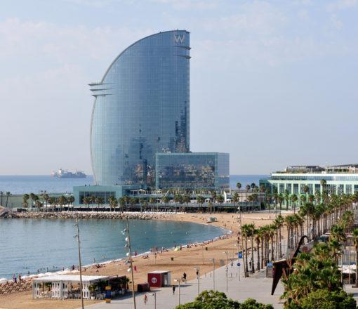 Platges de Barcelona