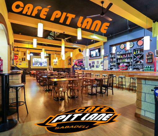 Café Pit Lane