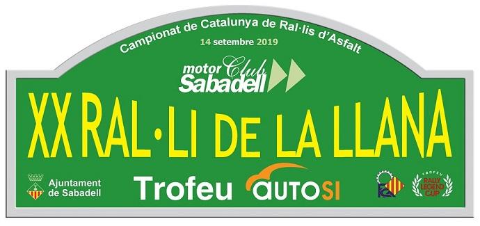 XX Ral·li de La Llana